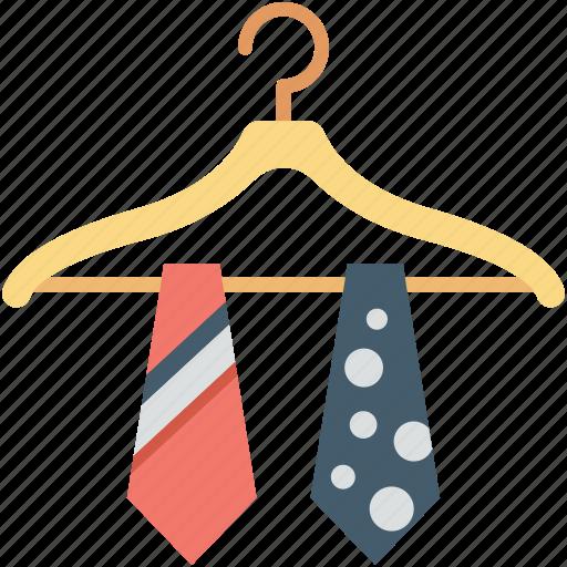 formal, hanger, necktie, tie, uniform tie icon