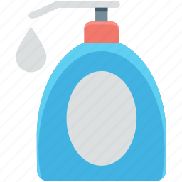 body wash, foam dispenser, hand gel, liquid soap, soap dispenser icon