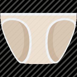 innerwear, panty, thong, undergarments, underwear icon