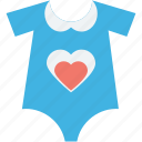 baby clothing, baby romper, bodysuit, garments, romper icon