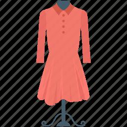dress designing, dummy, lay figure, mannequin, tailor mannequin icon