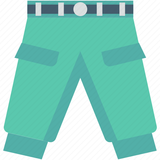 garments, jeans, pants, sweatpants, trousers icon
