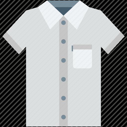 shirt, summer wear, t shirt, wardrobe icon