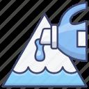 bleach, clean, detergent, laundry icon