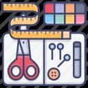 design, fashion, sketch, tools