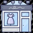 clothes, fashion, shop, store