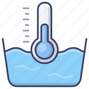 temperature, wash, washing, water icon