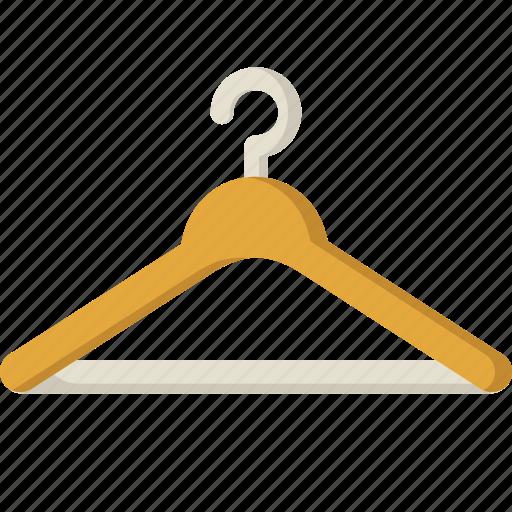 clothes, clothing, fashion, hanger icon