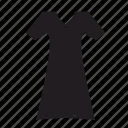 cool, dress, fashion, female, girl, person, woman icon