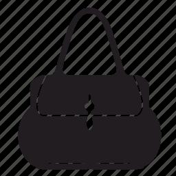 bag, buy, cart, ecommerce, fashion, shop, shopping, woman icon