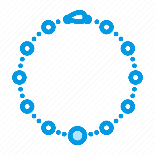 chain, jewelry, necklace icon