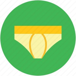 skivvies, undergarments, underpants, underwear icon