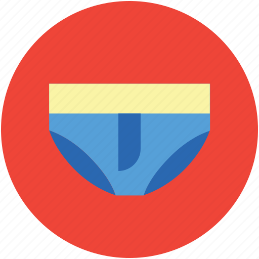 bloomers, knickers, undergarment, underpant, underpants, underwear icon