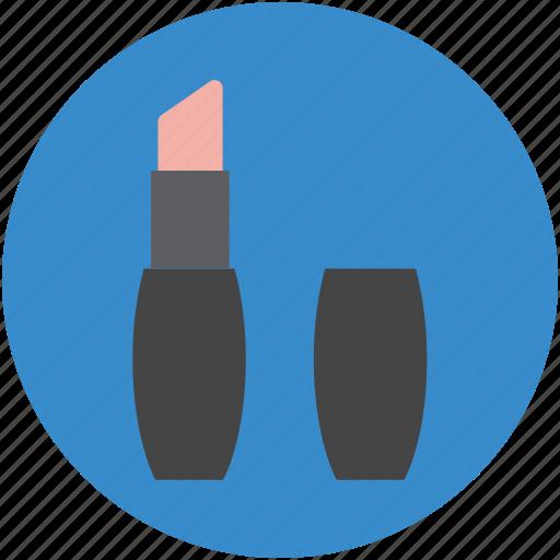 cosmetics, fashion, lip color, lipstick, makeup, makeup accessory icon