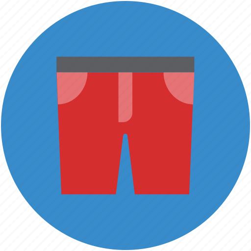 bermuda, bermuda short, britches, jockey, knickers, pocket casual icon