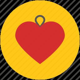 fashion accessory, heart, heart pendant, love sign, pendant icon