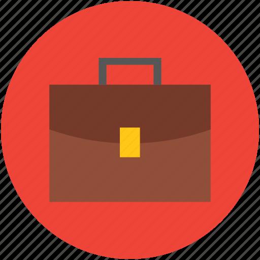 bag, file folder, office bag, official bag, portfolio icon