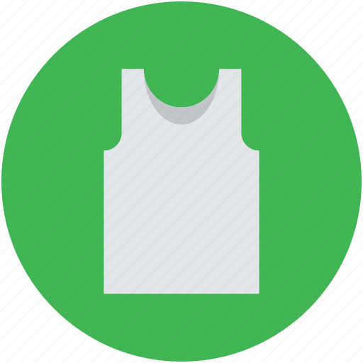 underclothes, undergarments, underthings, vest icon