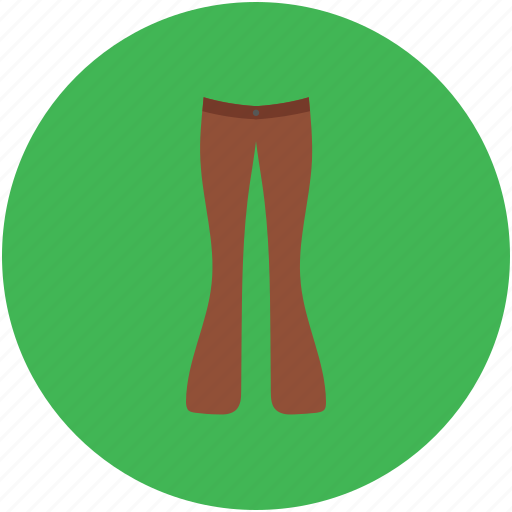 clothing, jeans, jeans pant, pant, trouser icon