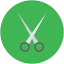 cut, cutting tool, scissor, shear, trim icon