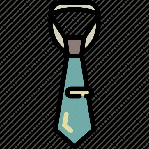 accessories, formal, men, style, tie icon