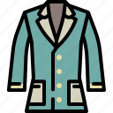 cloth, coat, formal, outer, overcoat, style