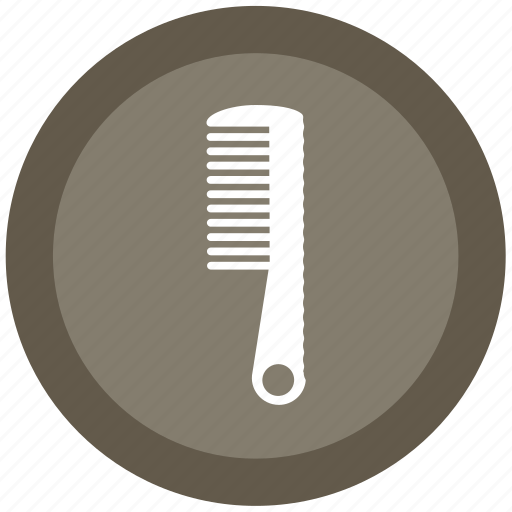 comb, hair, hugiene, hygiene icon