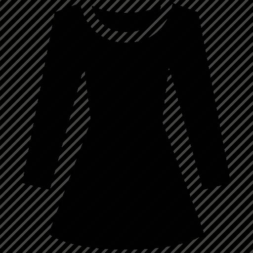 blouse, full sleeves, full sleeves shirt, tunic, women's icon