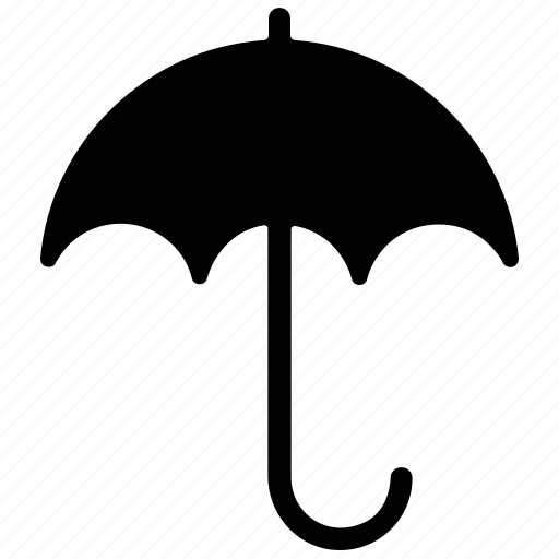 parasol, protection, rain, shade, sunshade, umbrella icon
