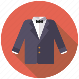 bow tie, clothing, evening attire, fashion, garment, suit, wardrobe icon
