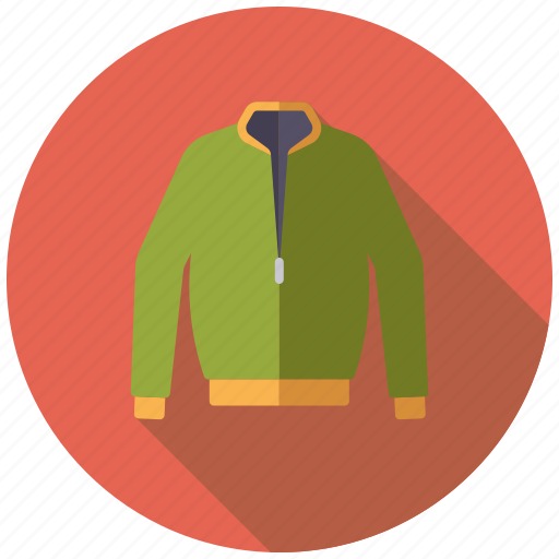 blouson, clothing, fashion, garment, jacket, wardrobe, windbreaker icon
