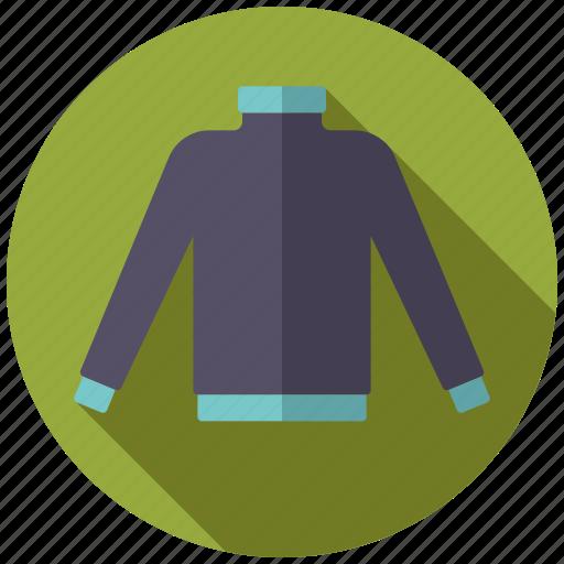 clothing, fashion, garment, sweater, sweatshirt, turtleneck, wardrobe icon