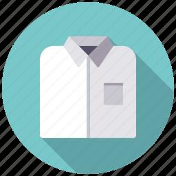 clothing, collar, fashion, garment, men's wear, shirt, wardrobe icon