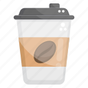 takeaway coffee, flappy coffee, coffee, refreshing drink, smoothie drink icon