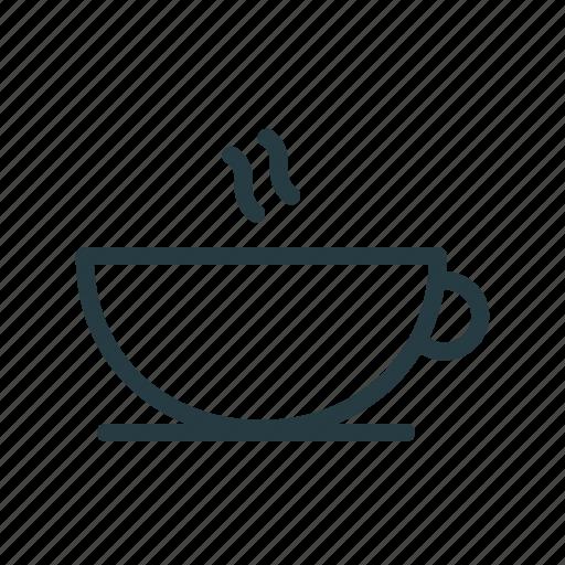 cup, food, hot tea, restaurant, tea icon