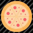 fast, food, italian, junk, pizza, slice