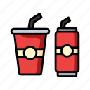 soda, fresh, drink, liquid, cola, cold, water