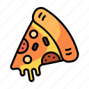 pizza, food, italian, meal, dinner, cheese, tomato