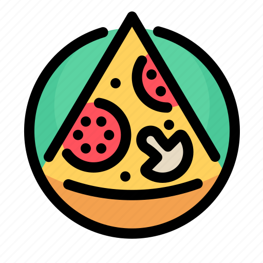 Fast, fast food, food, pizza, restaurant icon - Download on Iconfinder