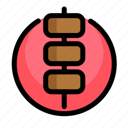 barbecue, bbq, fast, fast food, food, meat, restaurant icon