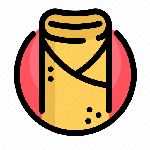 fast, fast food, food, kebab, restaurant, shawarma icon