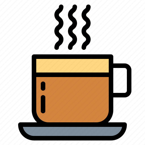 coffee, coffee cup, hot drink, tea icon