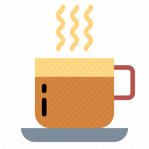coffee cup, drink, hot drink, tea cup icon