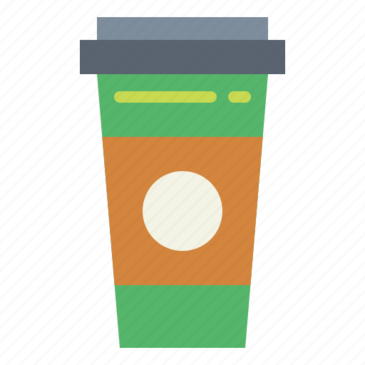 coffee, cup, paper cup icon