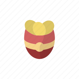 chips, eating, fast food, food, potatoes, snack, street food icon