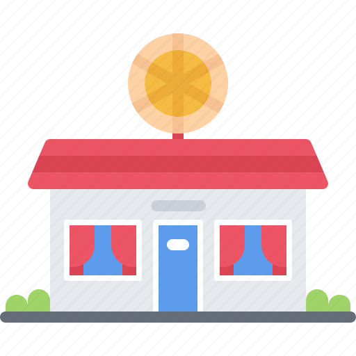 catering, fast, food, pizza, public, restaurant icon