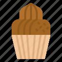 bakery, cake, cup, dessert, sweet