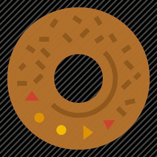 dessert, doughnuts, food, sweet icon
