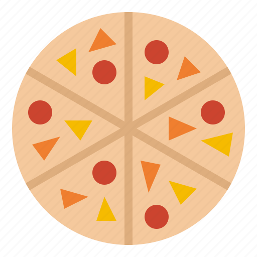 Fast, food, italian, pizza icon - Download on Iconfinder