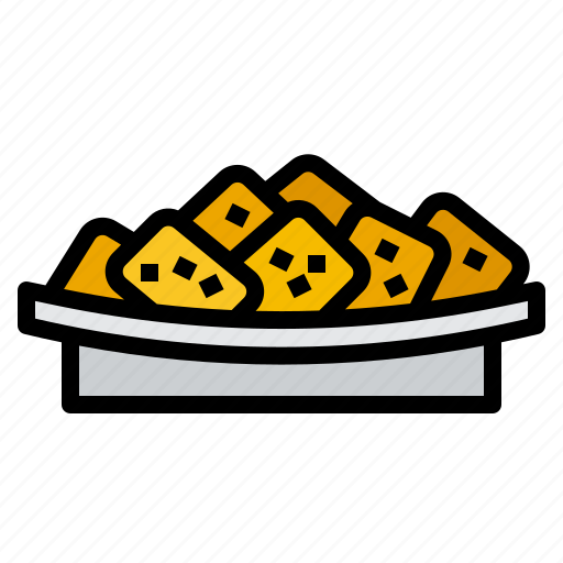 chicken, fast, food, nuggets, snack icon